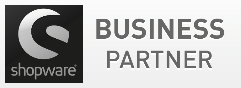 Biloba IT ist zertifizierter Shopware AG Business Partner